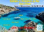 Annonce 'Ballade en mer sur voilier aux iles de Lérins'