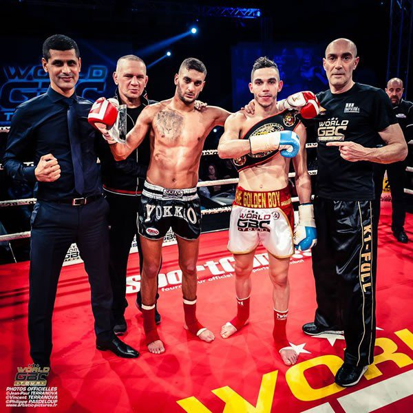 WKN France | World GBC Tour VIII Fight Night – Sold Out – Results & Photos | WKN