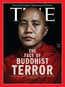 Time fait scandale en Birmanie sur les violences religieuses