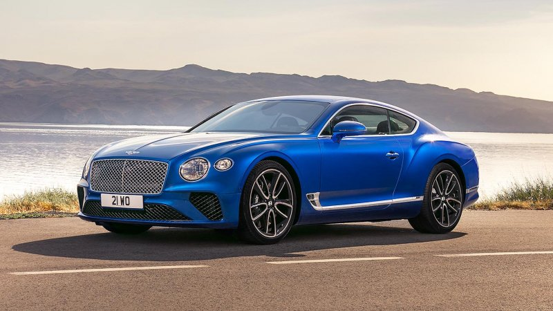 The Speed 6-inspired 2018 Bentley Continental GT was worth the wait!