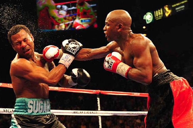 what channel is the floyd mayweather fight on directv tv