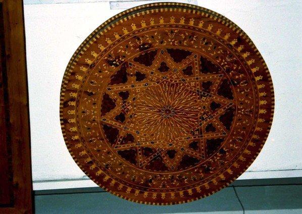 L'artisanat du thuya à Essaouira