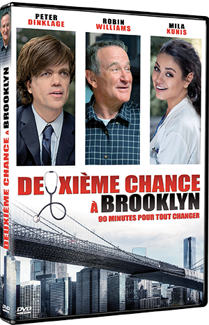 [Concours] Deuxième Chance à Brooklyn : 5 DVD à gagner ! - On Rembobine