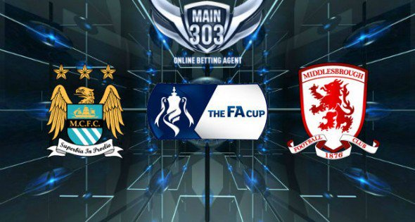 Prediksi Manchester City vs Middlesbrough 24 Januari 2015 FA