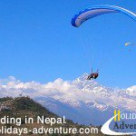 Paragliding in Nepal, Holidays adventure in Pokhara. | Trekking in Nepal, Holidays adventure in Nepal, Trekking and tour operator agency in Nepal