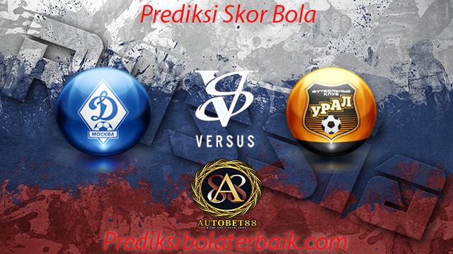 Prediksi Dinamo Moscow vs Ural 23 Juli 2017 - Prediksi Bola