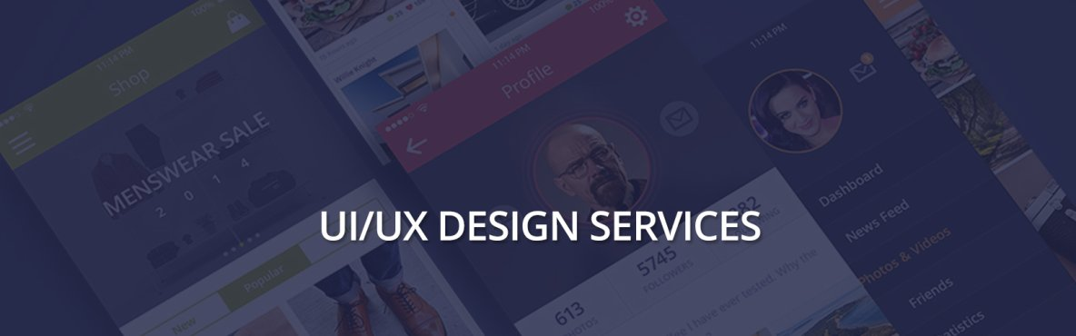 User experience consulting services