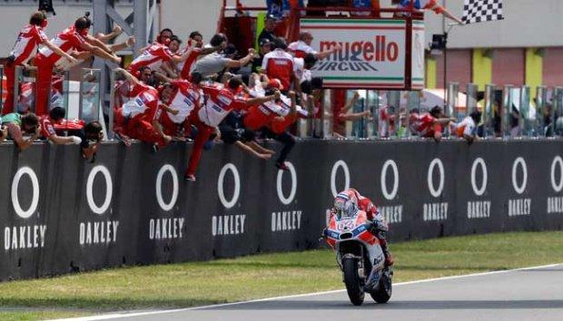 Jadwal MotoGP Catalunya: Seperti Rossi, Dovizioso Kritik Trek | Berita Olahraga Terkini