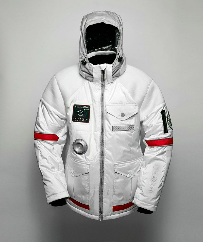 "SPACELIFE ""Limited Edition"" Jacket"