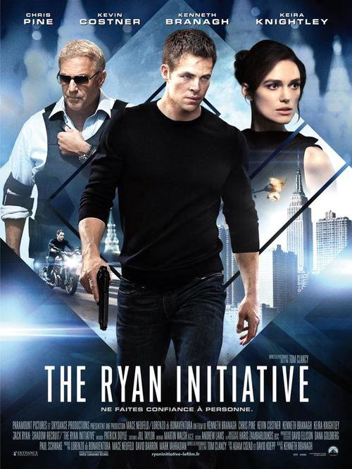 "Bonsoir à l'honneur : "" The Ryan Initiative """