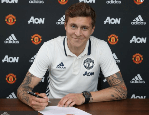 Manchester United Membuat Lindelof Sebagai Transfer Pertama Mereka – Cari Agen Bola