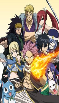 Fairy Tail - Dragon Cry VOSTFR: Fairy Tail, Le Film: Dragon Cry - JetAnime.Com