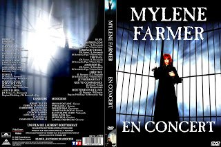 blog MYLENE FARMER design