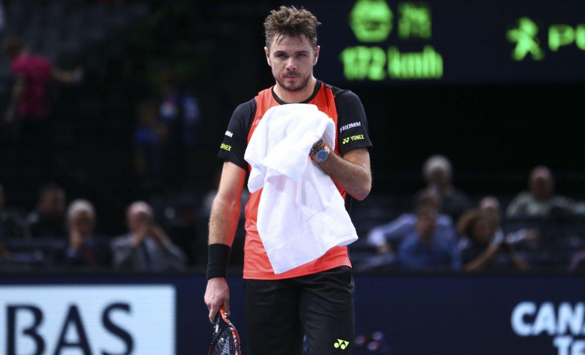 Quand Wawrinka recadre Jean-Vincent Placé en plein match - ATP - Tennis