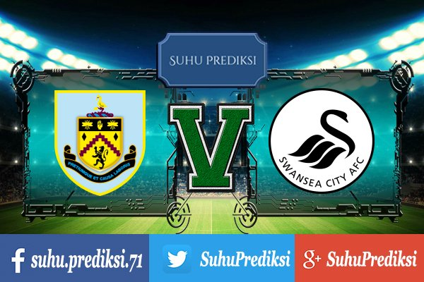 Prediksi Bola Burnley Vs Swansea City, 18 November 2017