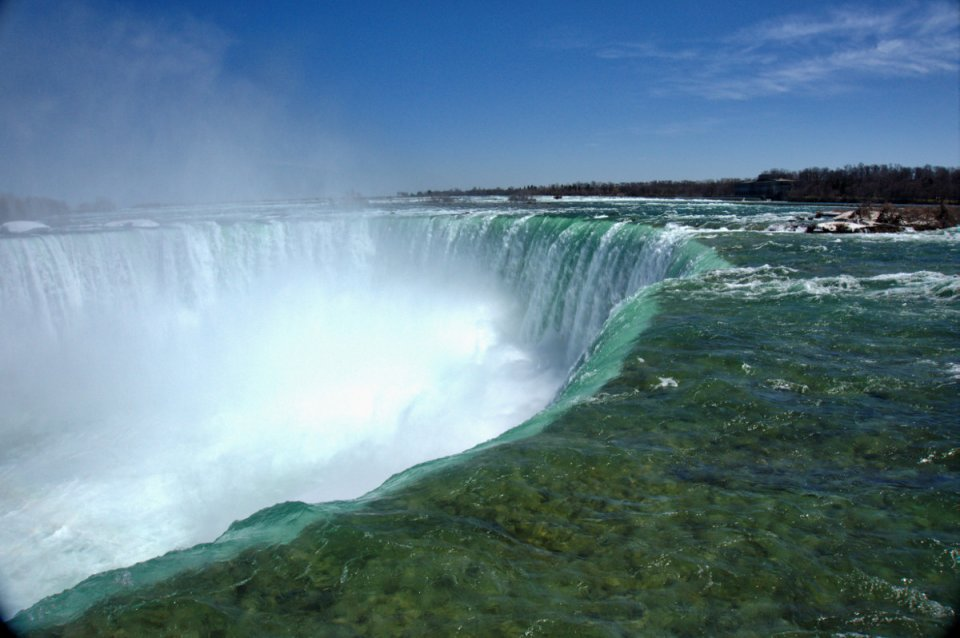 Know Where The Sources Of Niagara Falls Water Coming From