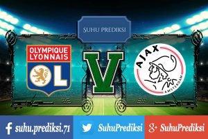 Prediksi Bola Olympique Lyonnais Vs Ajax 19 Juli 2017