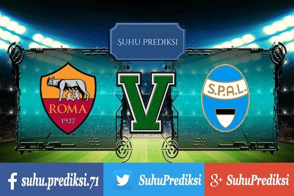 Prediksi Bola Roma Vs SPAL 2 Desember 2017