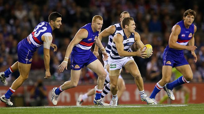 AFL Premiership Live – Round 16 – Geelong Cats vs Western Bulldogs – 6th July