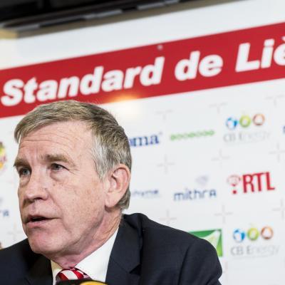 Roland Duchâtelet: «Luzon peut apporter plus au Standard que Mircea Rednic»