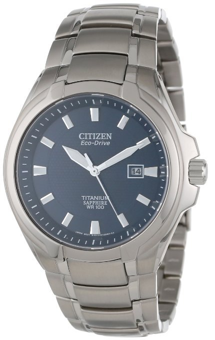 Citizen Men's BM7170-53L Eco-Drive Titanium Watch | The Best Items