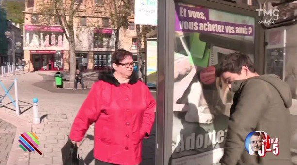 A Hayange, fief du FN, Martin Weill se fait frapper par une habitante (VIDEO)