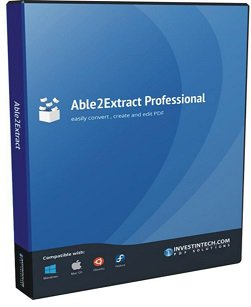 Able2Extract PDF Converter Professional 11 Crack Full Download