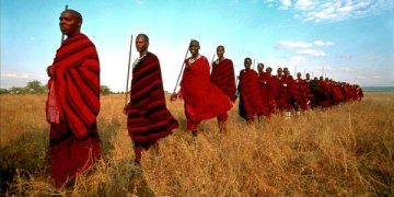 Avaaz - Stand with the Maasai