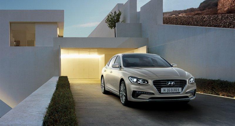 Diamond in the rough- the 2018 Hyundai Azera