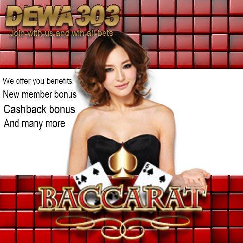 Judi Baccarat Online Casino