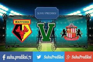 Prediksi Bola Watford Vs Sunderland 1 April 2017