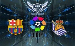 Prediksi Barcelona vs Real Sociedad 9 Mei 2015 Primera Divis