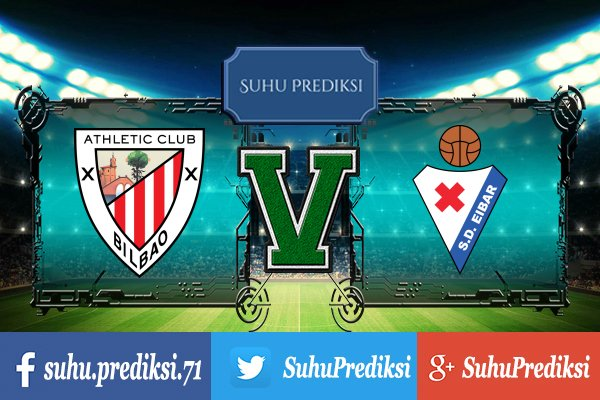 Prediksi Bola Athletic Bilbao Vs Eibar 27 Januari 2018
