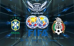 Prediksi Brasil vs Meksiko 8 Juni 2015 Laga Persahabatan