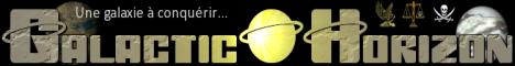 Galactic-Horizon : jeu par navigateur de conquête spatiale