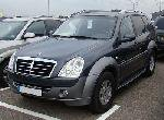 """Annonce """"Vds 4x4 SSANGYONG type Rexton Luxe"""""""