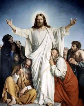 La présence du Ressuscité