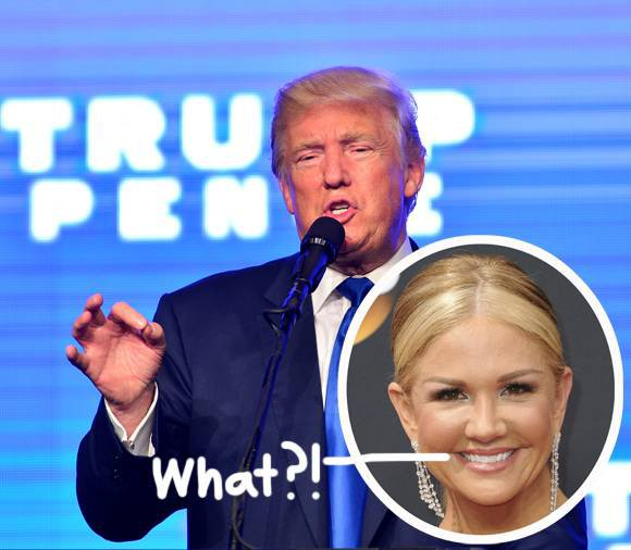 The Married Woman Donald Trump Tried To 'F*ck' Was Nancy O'Dell!