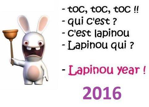 **bonne année **