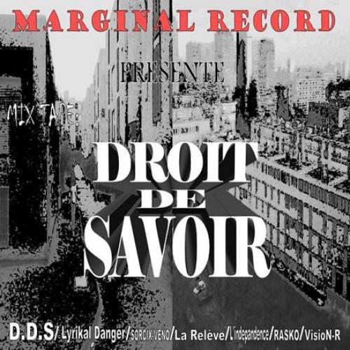 (Mixtape) MJR - Droit De Savoir 2007