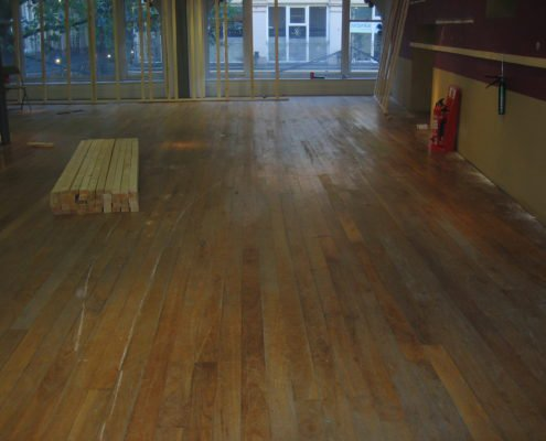 Floor Sanding Services in Coventry | Commercial & Domestic floors