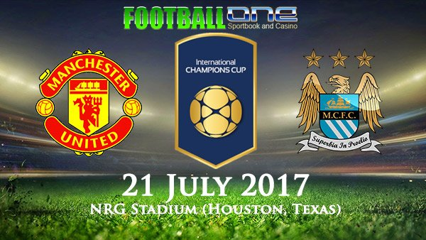 Prediksi MANCHESTER UNITED vs MANCHESTER CITY 21 July 2017