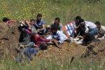 Commémoration de la Naksa : L'armée sioniste tue et blesse plusieurs manifestants pacifiques !