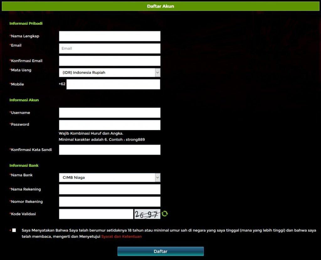 Situs Judi Live Dealer Casino Terlengkap Terbesar Terpercaya