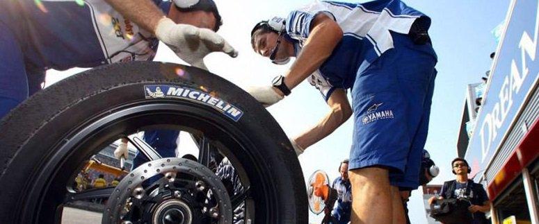 Michelin tak mau di salahkan dengan performa buruk Valentino