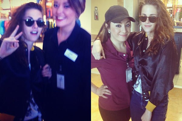 Kristen Stewart a l'air heureux Sans Robert Pattinson dans New Pics Fan