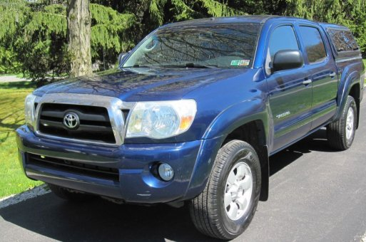2006 Toyota Tacoma SR5 Double CAB