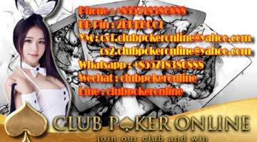 Judi Poker Deposit Pakai Pulsa