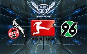 Prediksi Koln vs Hannover 96 22 Februari 2015 Bundesliga