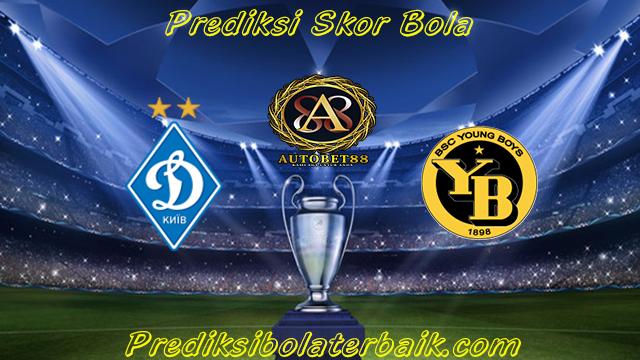 Prediksi Dynamo Kyiv vs Young Boys 26 Juli 2017 - Prediksi Bola